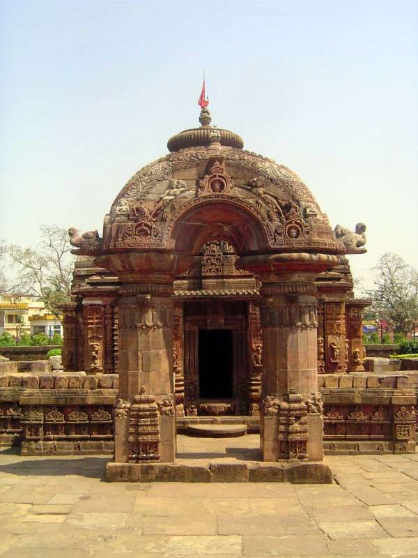 Peninsular India: Bhubaneshwar picture 16