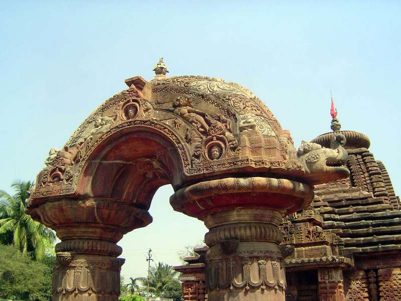 Peninsular India: Bhubaneshwar picture 17
