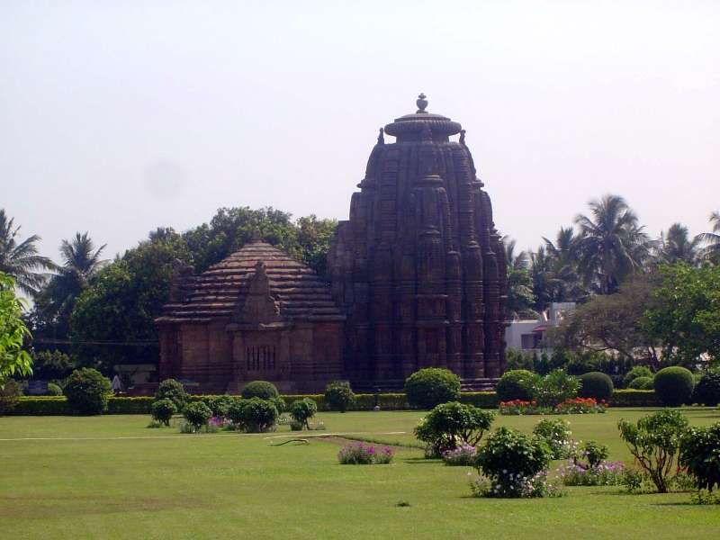 Peninsular India: Bhubaneshwar picture 21