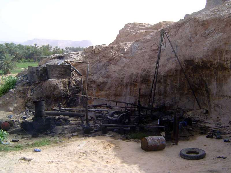 Yemen: Hadramaut Irrigation picture 9