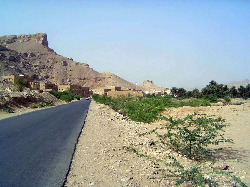 Yemen: Hadramaut Irrigation picture 2