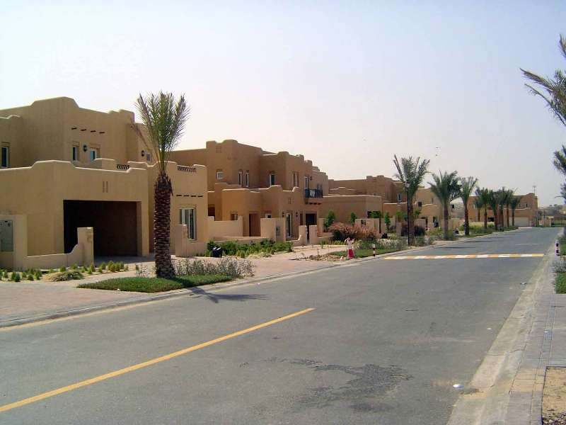 The U.A.E. (Dubai): Dubai Arabian Ranches  picture 6
