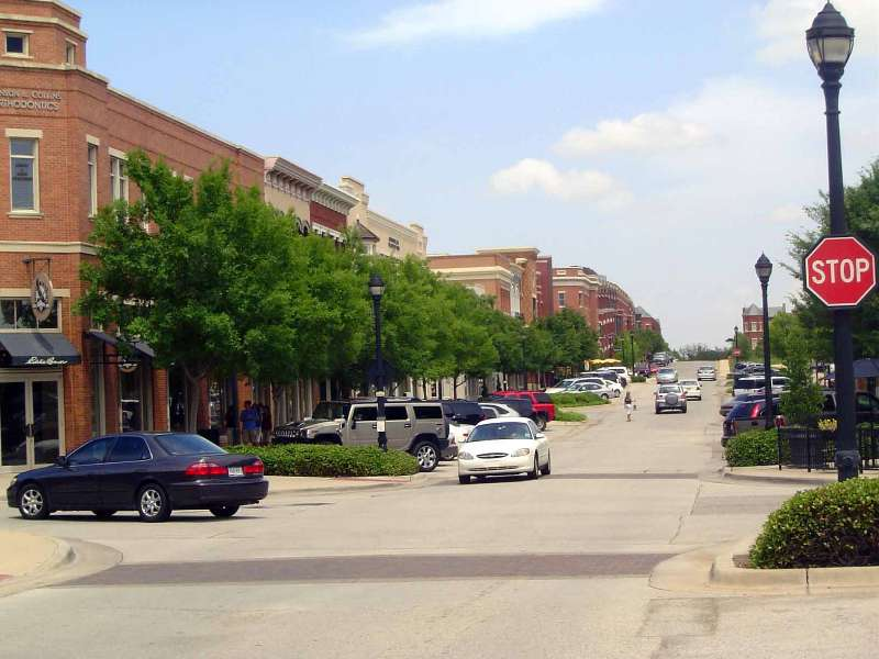 The Western United States: Suburban New Urbanism in Dallas picture 13