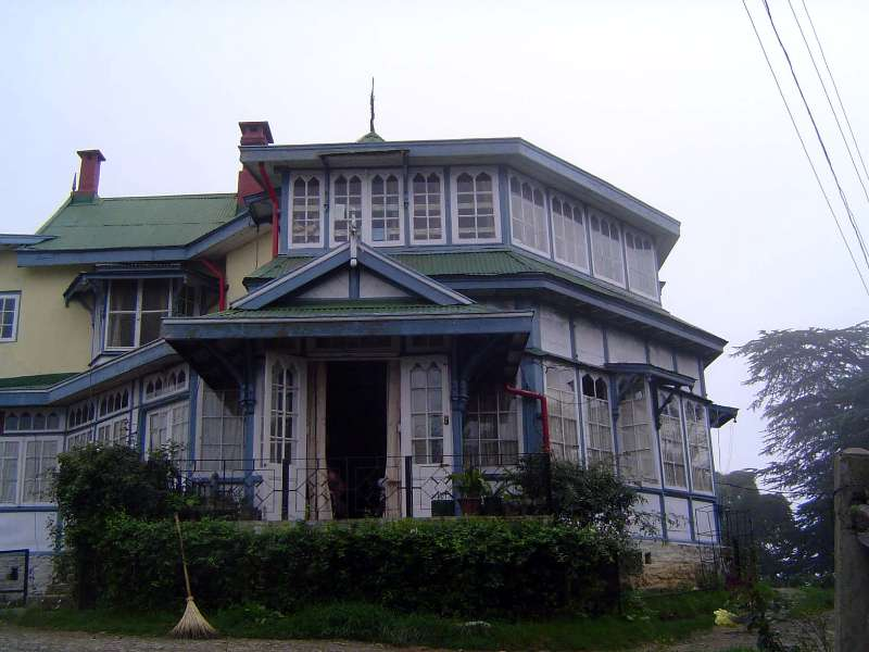 Northern India: Shimla Houses picture 4