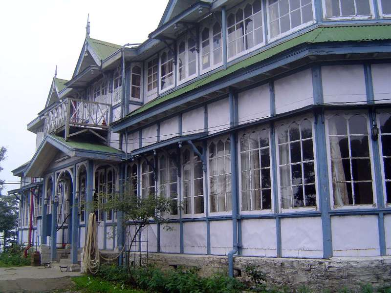 Northern India: Shimla Houses picture 5