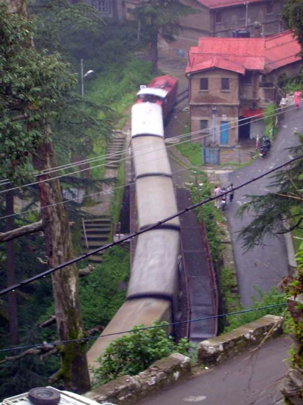 Northern India: Shimla Railway