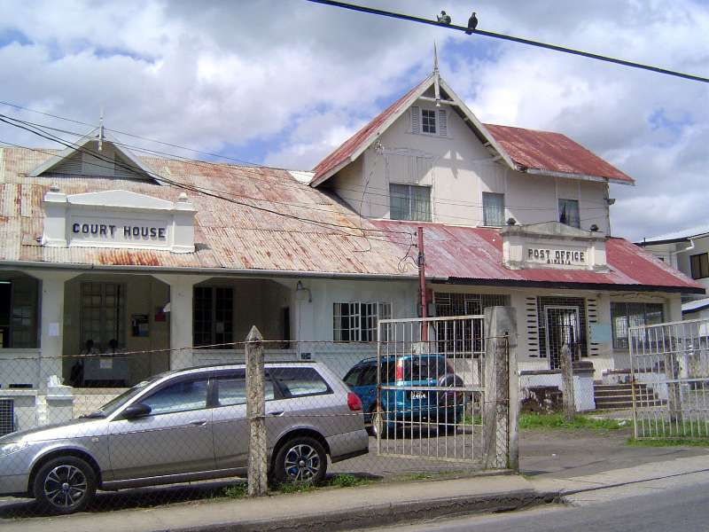 Trinidad: Trinidad: The Lingering Past picture 39