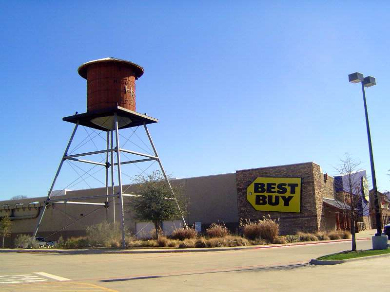 The Western United States: Stores and Shopping Centers of Dallas picture 14