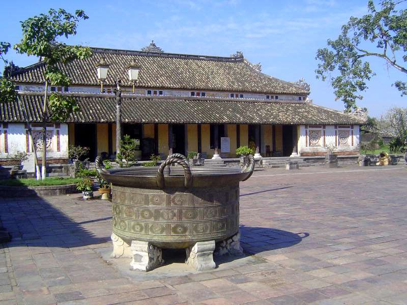Vietnam: Hue: the Citadel picture 14
