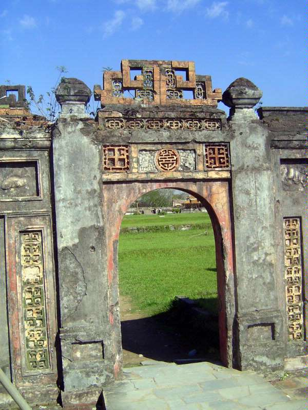 Vietnam: Hue: the Citadel picture 18