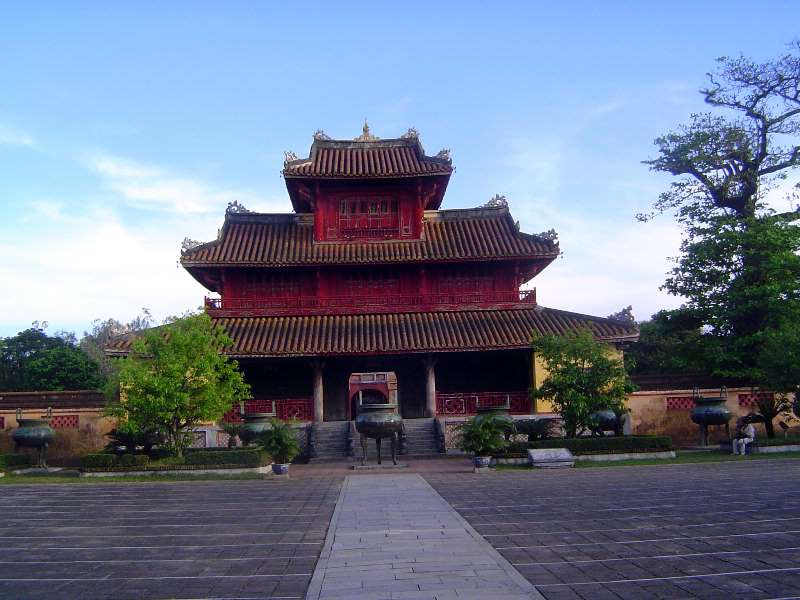 Vietnam: Hue: the Citadel picture 36
