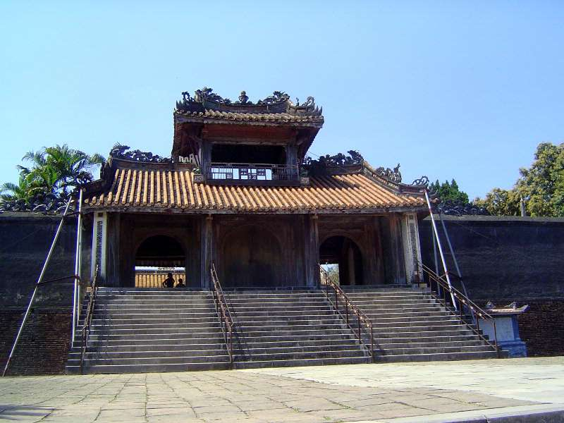 Vietnam: Hue: Royal Tombs picture 6