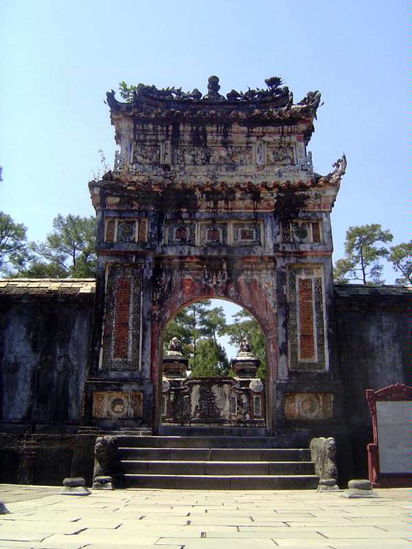 Vietnam: Hue: Royal Tombs picture 8