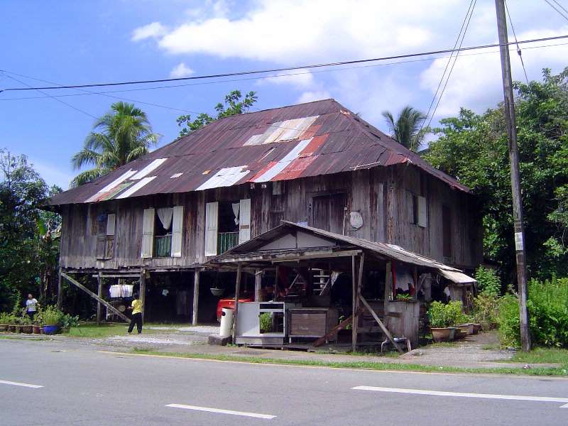 Malaysia: Colonial Kuching (Residential) picture 2