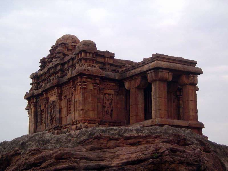 Peninsular India: Chalukya 1: Badami picture 5