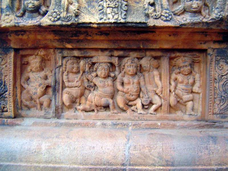 Peninsular India: Chalukya 1: Badami picture 11