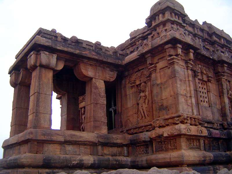 Peninsular India: Chalukya 1: Badami picture 7