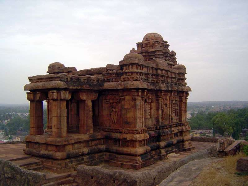 Peninsular India: Chalukya 1: Badami picture 6