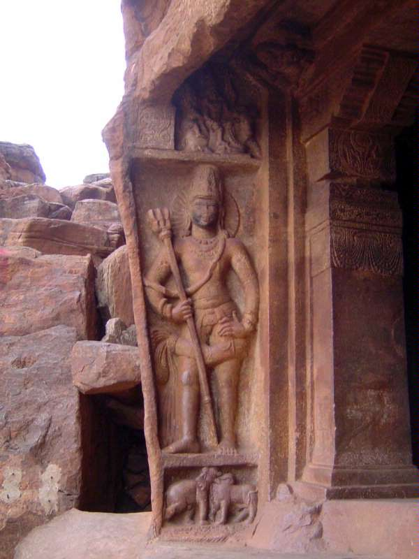 Peninsular India: Chalukya 1: Badami picture 16