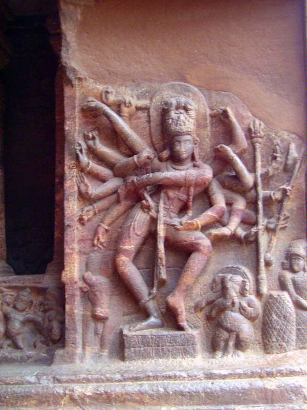Peninsular India: Chalukya 1: Badami picture 17