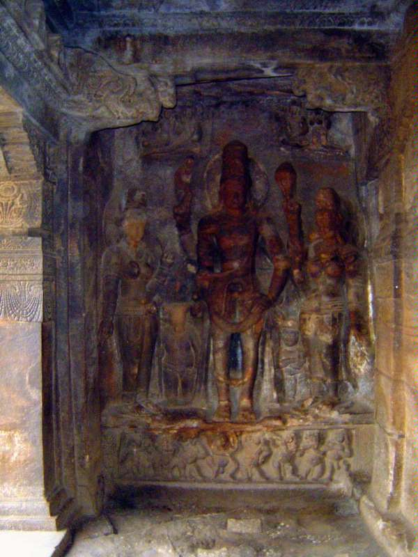 Peninsular India: Chalukya 1: Badami picture 18