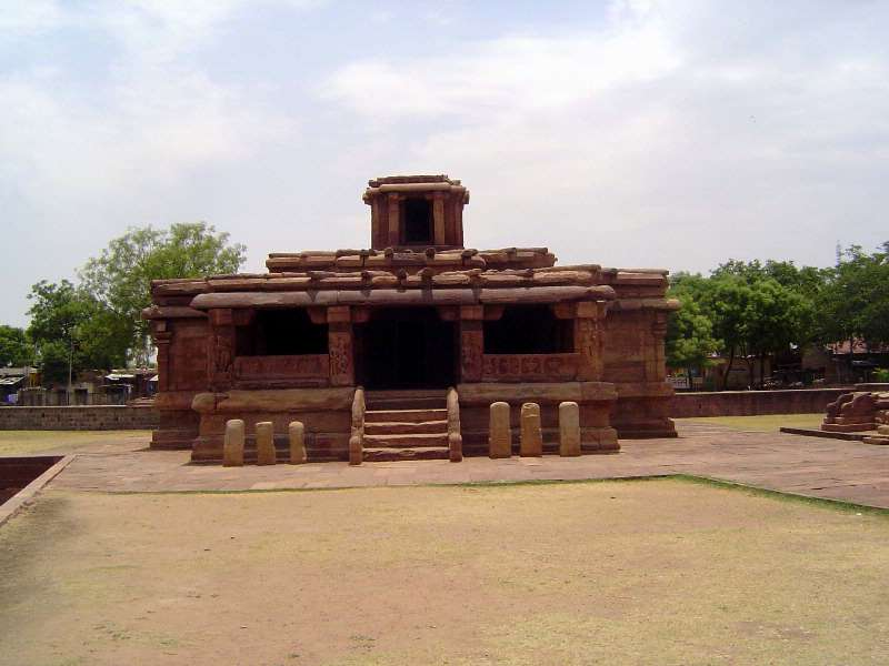 Peninsular India: Chalukya 2: Aihole picture 7