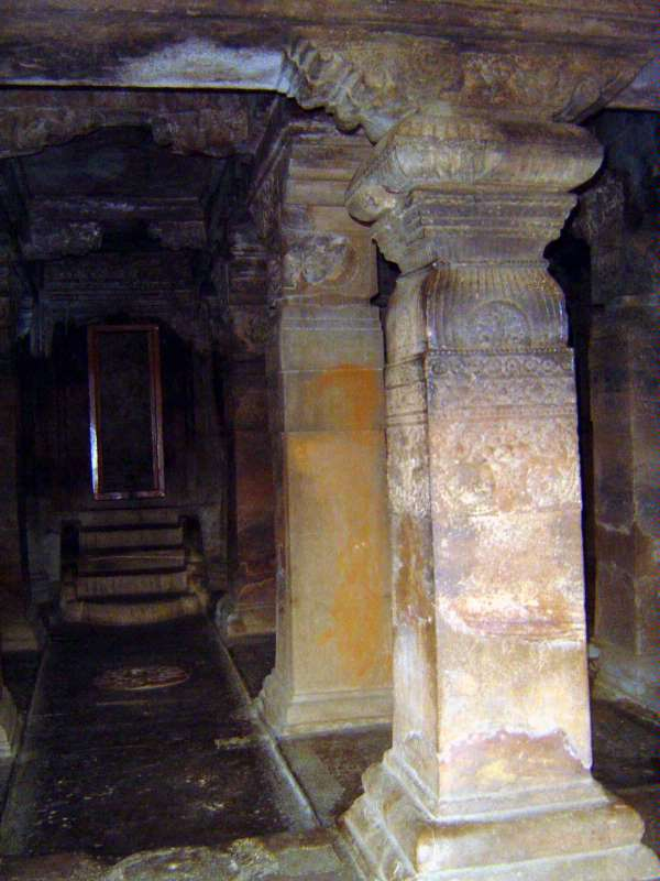 Peninsular India: Chalukya 1: Badami picture 26