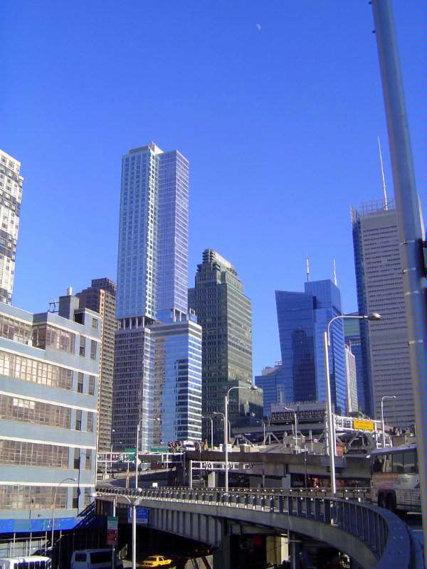 The Eastern United States: Manhattan: Rivers, Rocks, Brownstones, Highrises picture 9