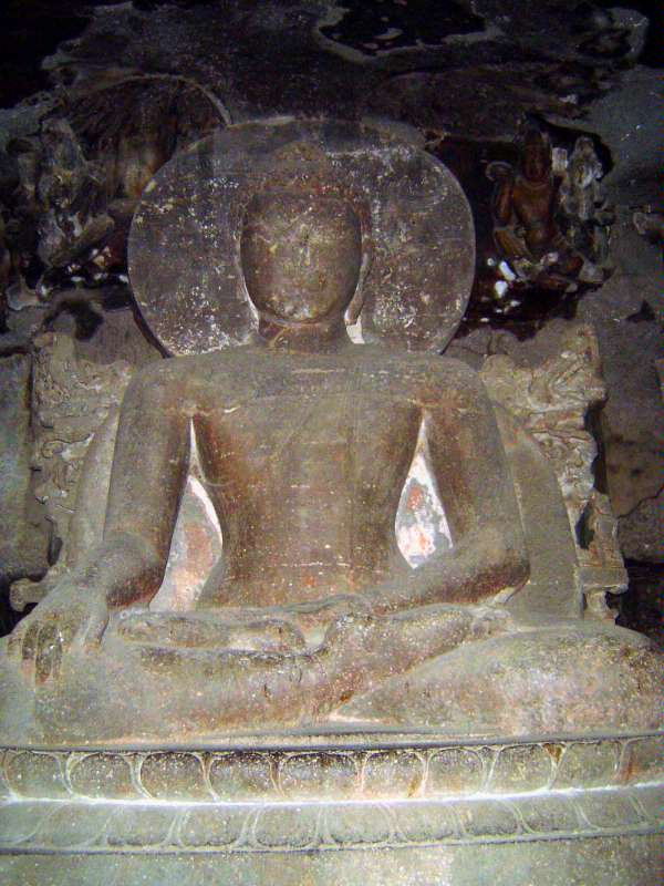 Peninsular India: Ellora (Buddhist) picture 8