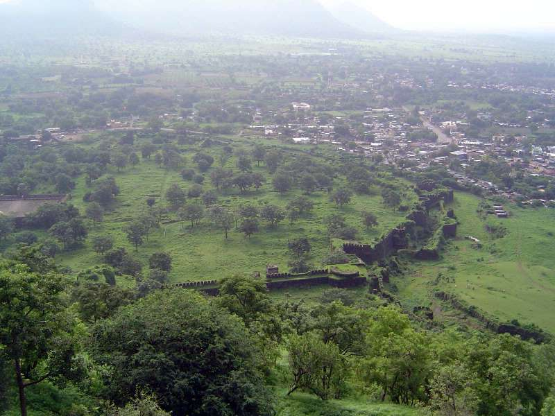 Peninsular India: Deogiri Fort picture 23
