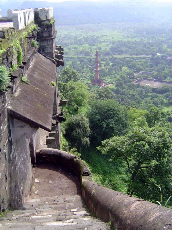 Peninsular India: Deogiri Fort picture 25