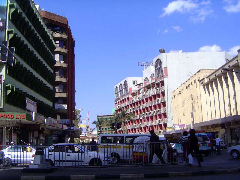 Kenya: Post-Colonial Nairobi