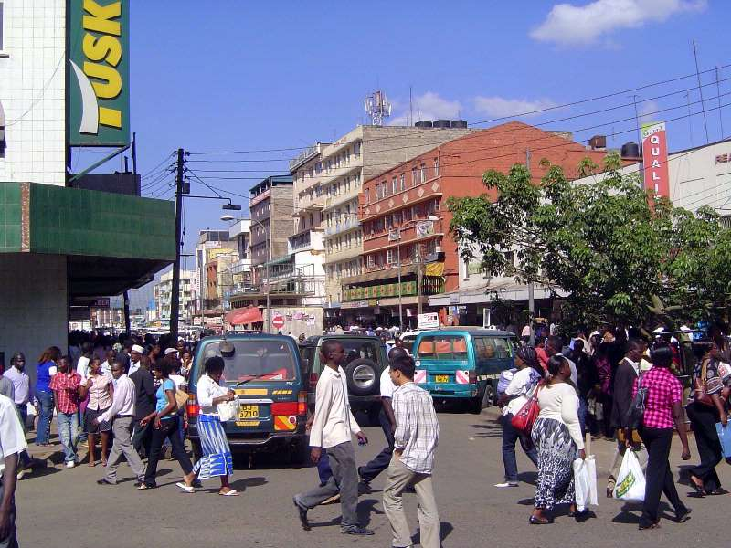 Kenya: Post-Colonial Nairobi picture 1