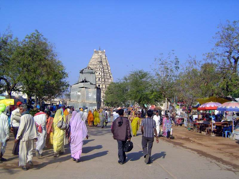 Peninsular India: Hampi Sacred Center picture 6