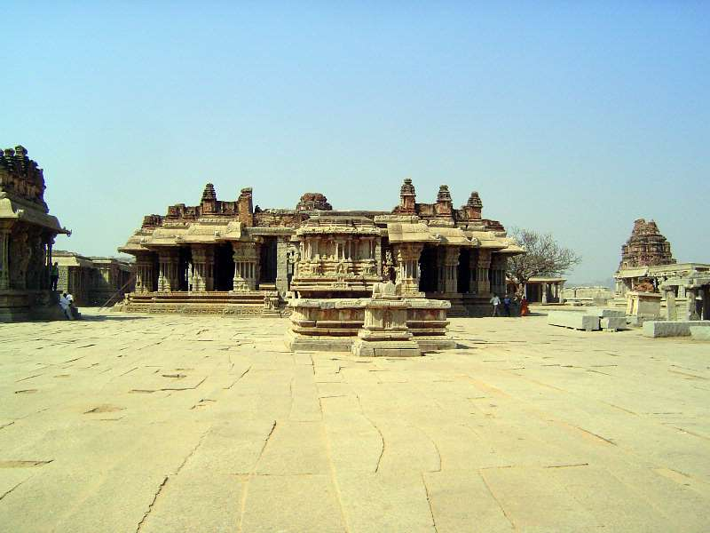 Peninsular India: Hampi Sacred Center picture 44
