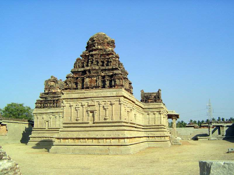 Peninsular India: Hampi Royal Center picture 3