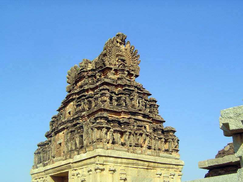 Peninsular India: Hampi Royal Center picture 5
