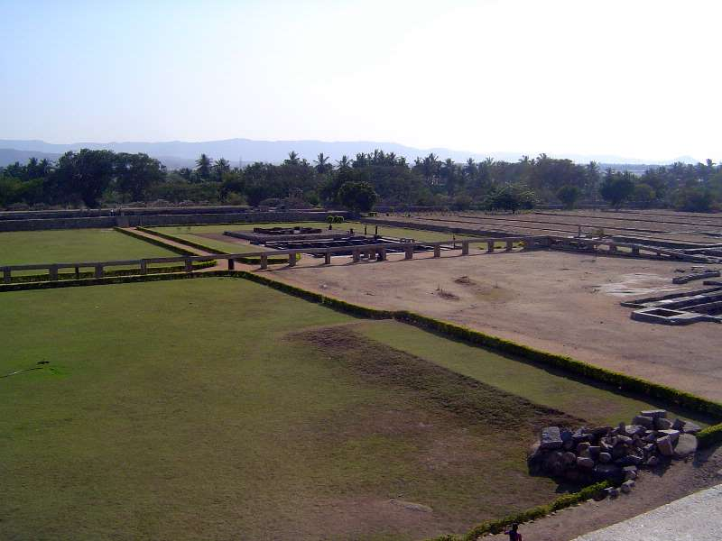 Peninsular India: Hampi Royal Center picture 13