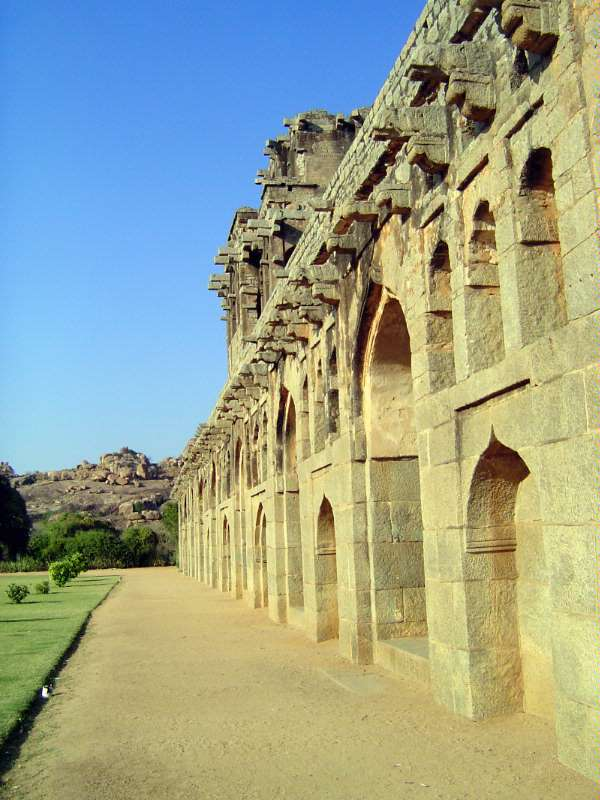 Peninsular India: Hampi Royal Center picture 25