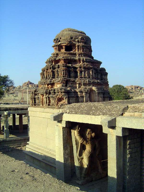 Peninsular India: Hampi Royal Center picture 29