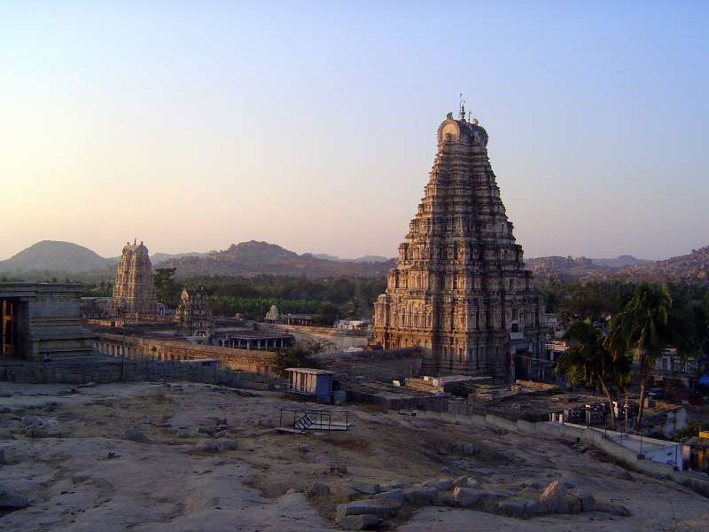 Peninsular India: Hampi Sacred Center picture 73