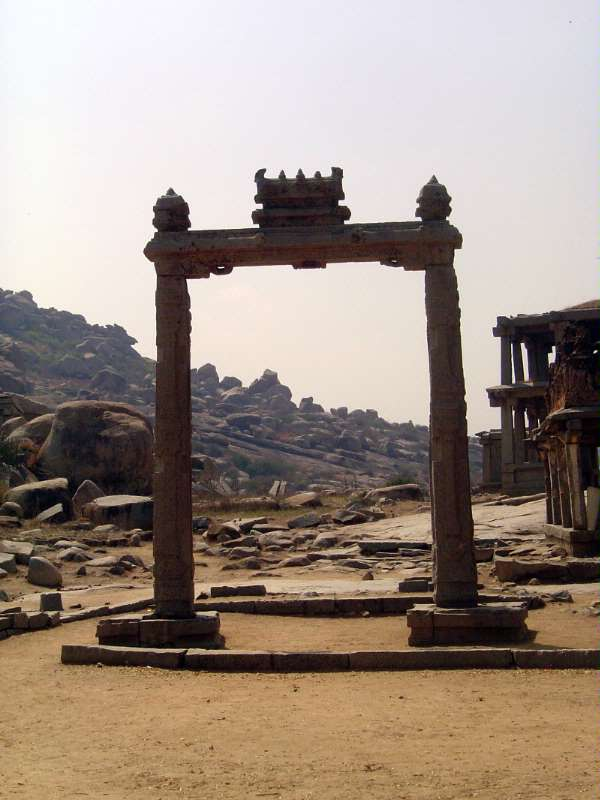 Peninsular India: Hampi Sacred Center picture 53