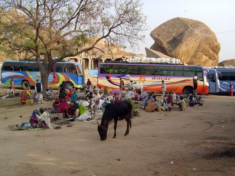 Peninsular India: Hampi Sacred Center picture 5
