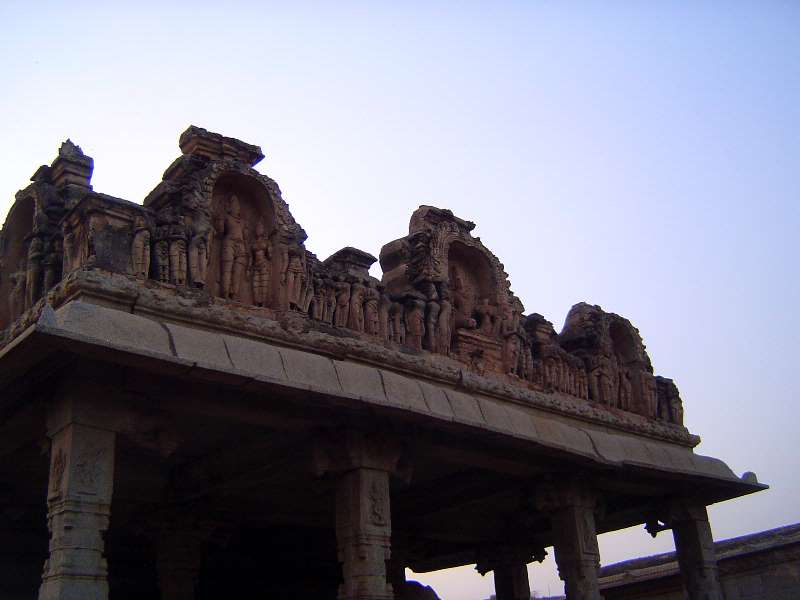 Peninsular India: Hampi Royal Center picture 37