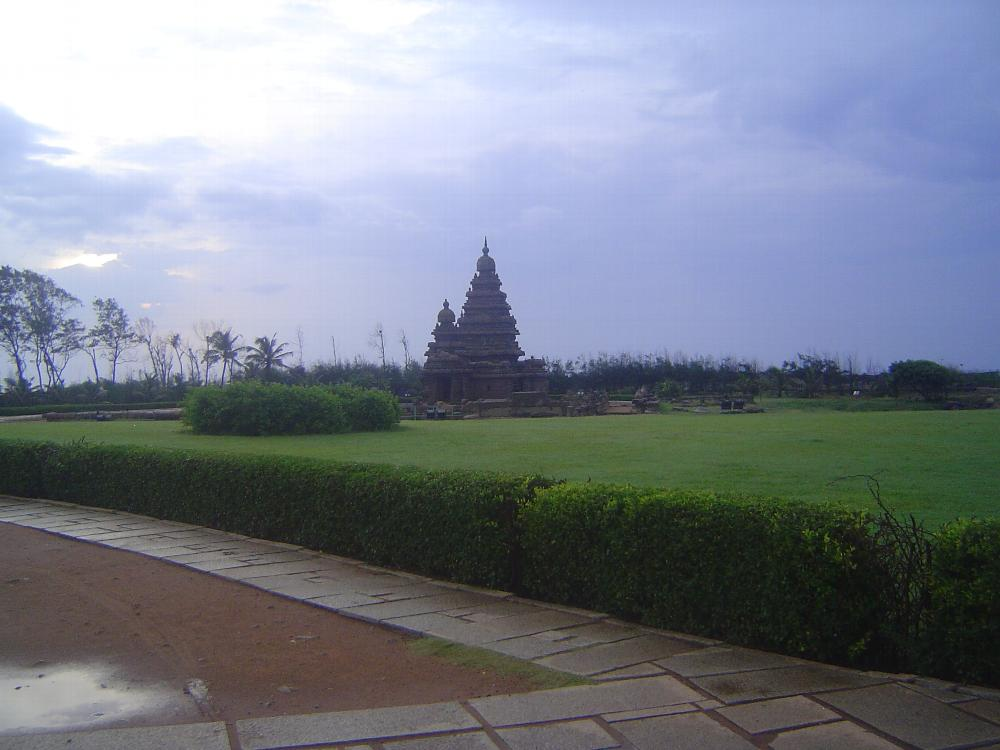 Peninsular India: Mamallapuram 3: Shore Temple picture 5