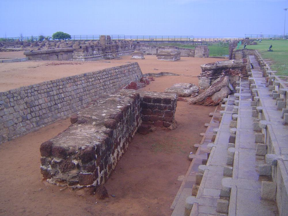 Peninsular India: Mamallapuram 3: Shore Temple picture 20