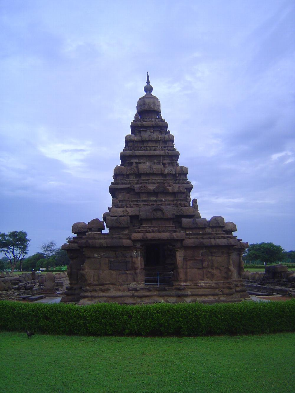 Peninsular India: Mamallapuram 3: Shore Temple picture 7