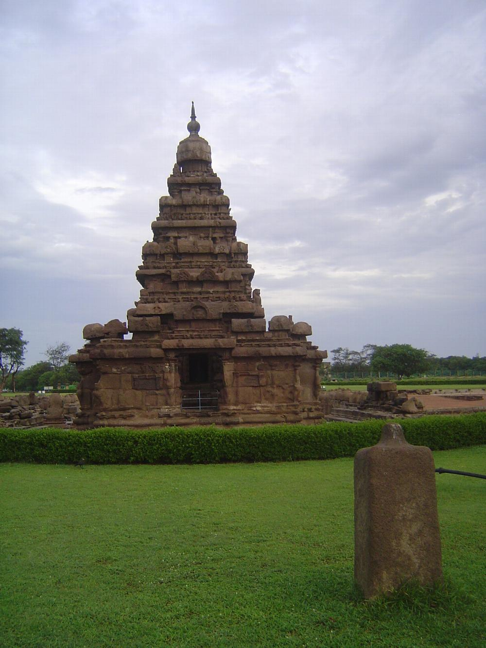 Peninsular India: Mamallapuram 3: Shore Temple picture 8