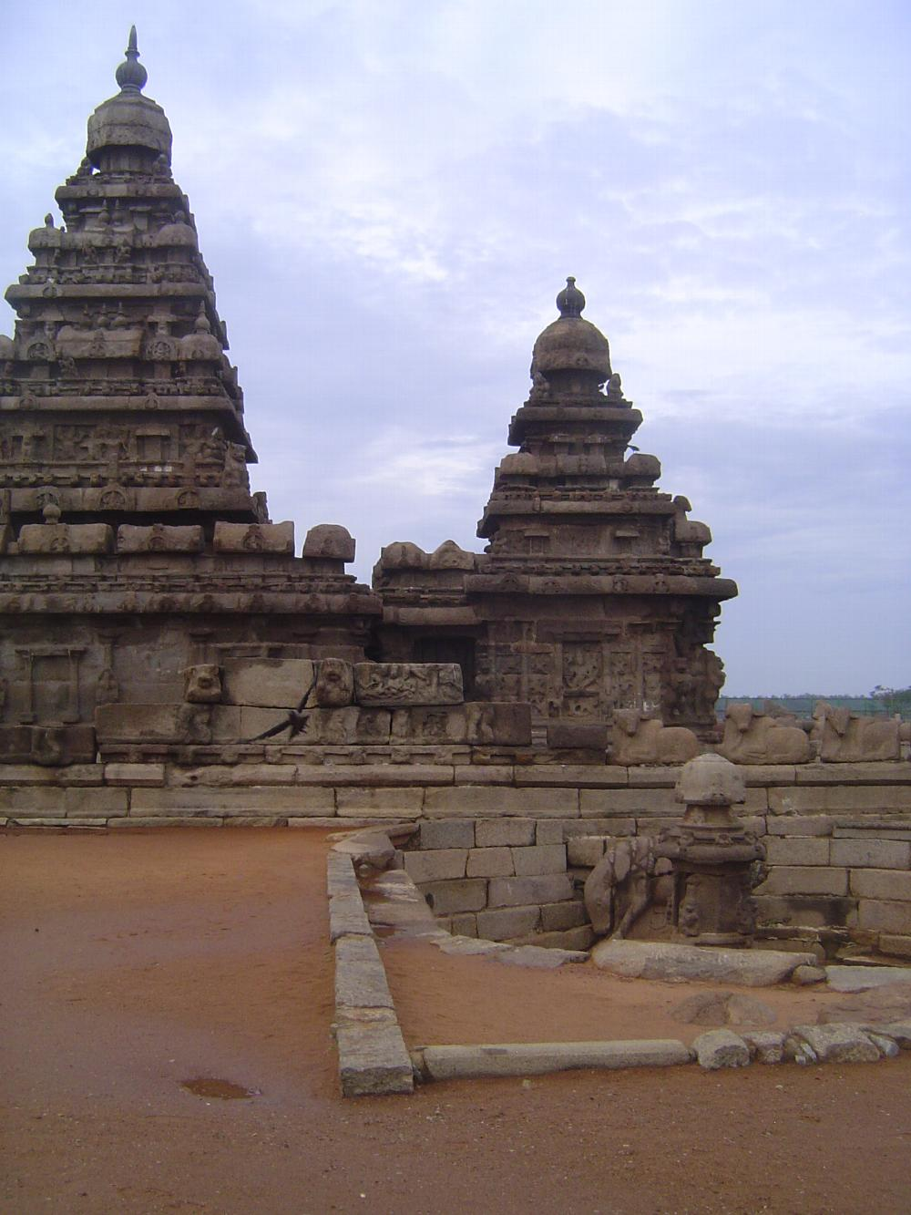 Peninsular India: Mamallapuram 3: Shore Temple picture 18