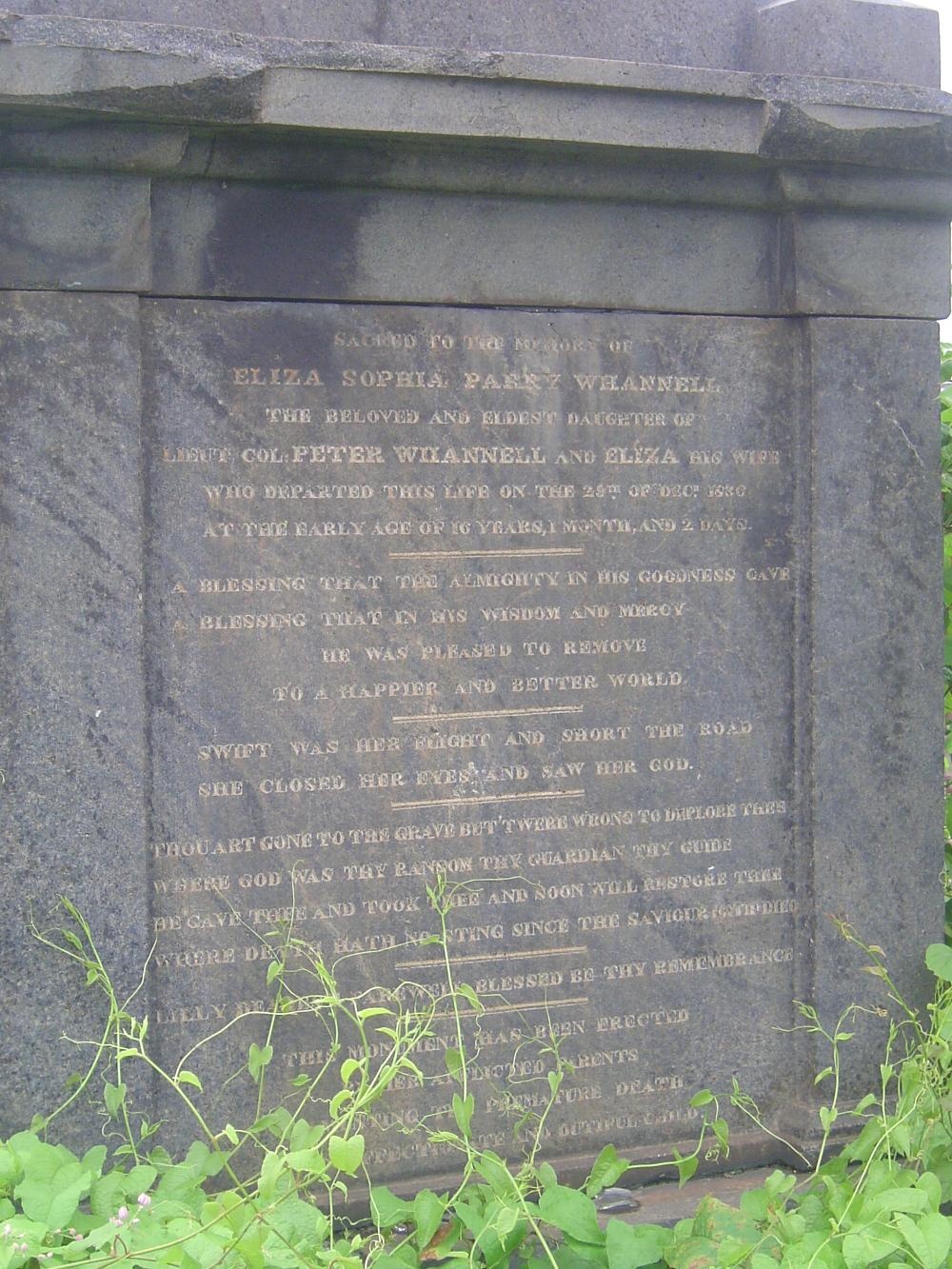 Peninsular India: Chennai/Madras 4: The Old English Burial Ground picture 6